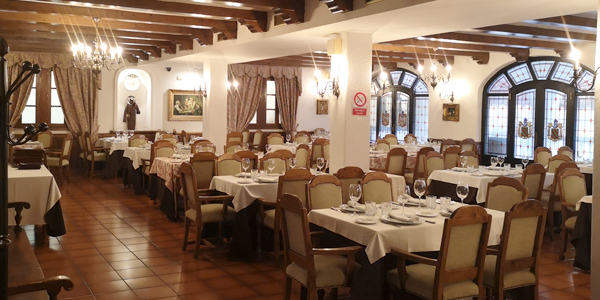 restaurante hotel en lucena